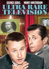 Ultra Rare Television: The Morey Amsterdam Show