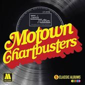 Motown Chartbusters: 5 Classic Albums (5-CD)