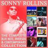 The Complete Blue Note, Riverside & Contemporary