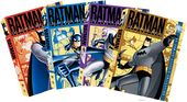 Batman: Animated Series - Volumes 1-4 (16-DVD)