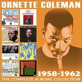The Complete Albums Collection 1958-1962 (4-CD)