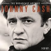 Johnny Cash - The Broadcast Archive