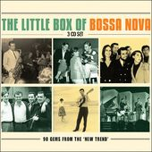 The Little Box of Bossa Nova (3-CD)