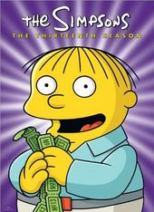 The Simpsons - Complete Season 13 (4-DVD)
