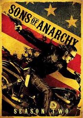 Sons of Anarchy - Season 2 (4-DVD)