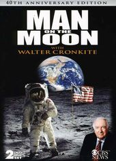 Space - Man on the Moon with Walter Cronkite