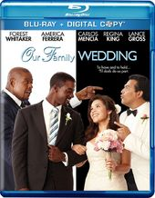 Our Family Wedding (Blu-ray, Includes Digital