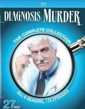 Diagnosis Murder - Complete Collection (Blu-ray)