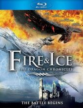 Fire & Ice: The Dragon Chronicles (Blu-ray)