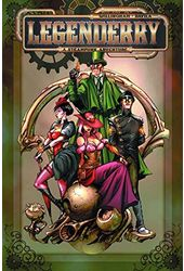 Legenderry 1: A Steampunk Adventure