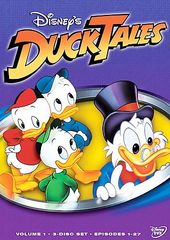 Ducktales - Volume 1 (3-DVD)
