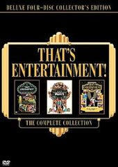 That's Entertainment! - Trilogy Giftset (4-DVD