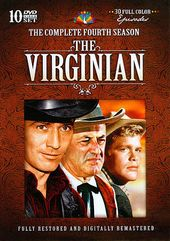 The Virginian - Season 4 (10-DVD)