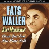 Ain't Misbehavin': Classic Jazz from Rare Piano