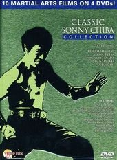 Sonny Chiba - Classic Sonny Chiba Collection [Tin