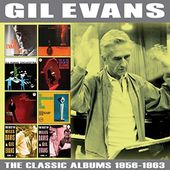 The Classic Albums 1956-1963 (4-CD Box Set)