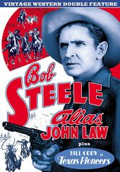 Alias John Law (1935) / Texas Pioneers (1932)