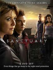 Sanctuary - Complete 3rd Season (6-DVD)