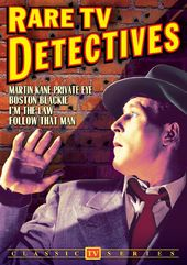 Rare TV Detectives - Volume 1: Martin Kane /