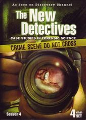 The New Detectives - Season 4 (4-DVD)