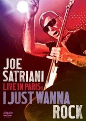 Joe Satriani: Live in Paris - I Just Wanna Rock