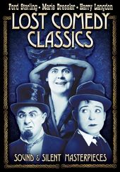 Lost Comedy Classics, Volume 1 (Silent)