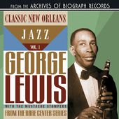 Classic New Orleans Jazz, Volume 1