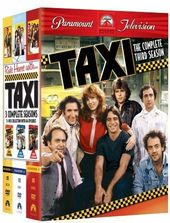 Taxi - Complete Seasons 1-3 (11-DVD)