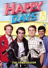 Happy Days - Complete 3rd Season (4-DVD)