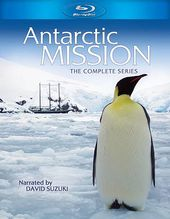 Antarctic Mission (Blu-ray)