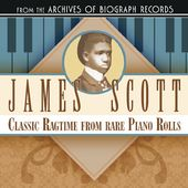 Classic Ragtime From Rare Piano Rolls