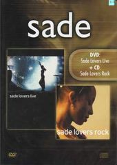 Sade - Lovers Live / Lovers Rock (DVD, CD - 2