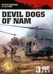 Devil Dogs of Nam [Tin Case] (3-DVD)
