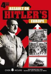 WWII - Assault on Hitler's Europe (4-DVD)