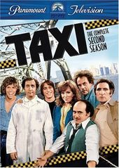 Taxi - Complete 2nd Season (4-DVD)