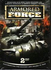 WWII - Armored Force (2-DVD)