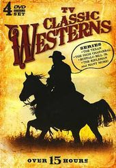 TV Classic Westerns (4-DVD)