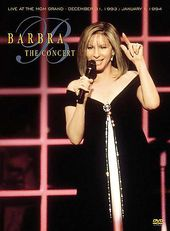 Barbra Streisand - The Concert: Live at the MGM