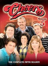 Cheers - Season 5 (4-DVD)