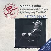 Mendelssohn: A Midsummer Night's Dream; Symphony