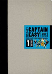 Captain Easy: Soldier of Fortune - The Complete