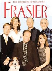 Frasier - Complete 5th Season (4-DVD)