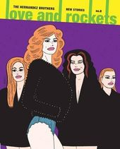 Love and Rockets 8: New Stories