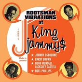 Rootsman Vibration at King Jammy's (4-CD)