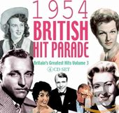British Hit Parade: 1954 (4-CD)