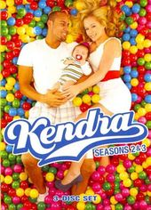 Kendra - Complete 2nd & 3rd Seasons (3-DVD)