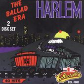 Harlem, NY - The Ballad Era, Volume 1 (2-CD)