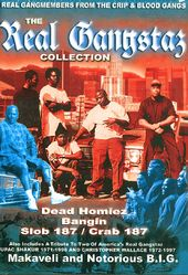 The Real Gangstaz Collection (3-DVD)