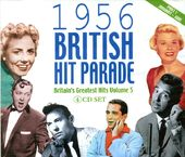 British Hit Parade: 1956, Part 1 (4-CD)