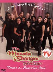 The Masala Bhangra Workout, Volume 3: Bollywood